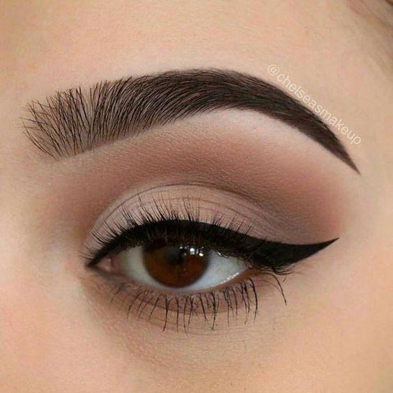 Popolare Trucco occhi marroni: tutte le nuance perfette per valorizzarli PO47