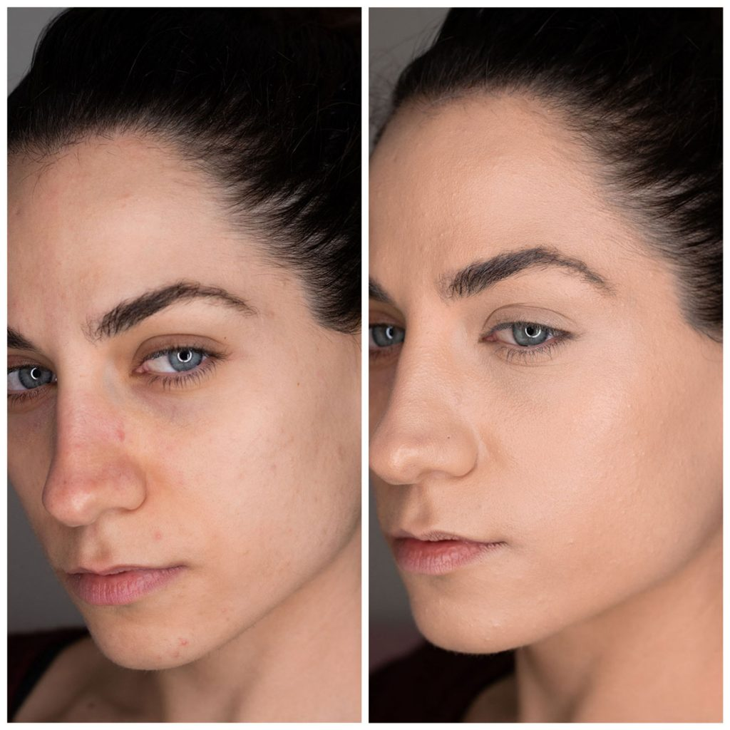 Conceal and Hydrate Radiance Foundation